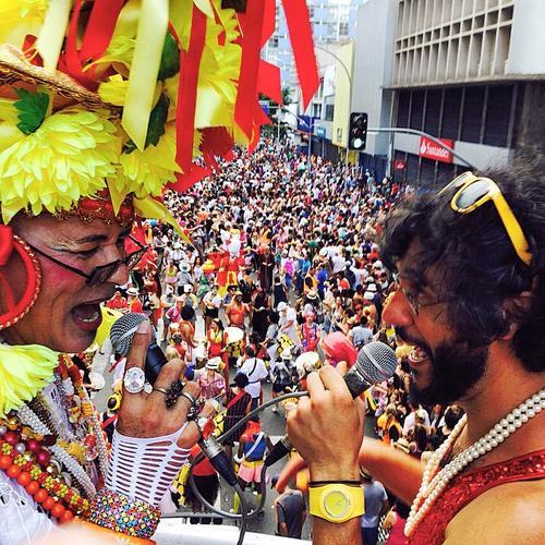 Garibaldis e Sacis: o melhor do carnaval curitibano