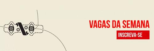 VAGAS DE 15 A 19 DE OUTUBRO
