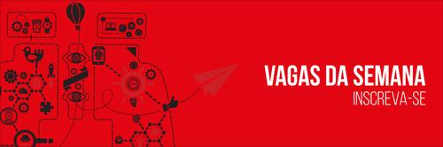 VAGAS DE 22 A 26 DE OUTUBRO
